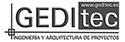 Empresa colaboradora Geditec Ingeniería y arquitectura de productos