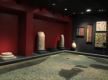 "Sala Arte Romano Museo Arqueológico Municipal ""Cayetano de Mergelina"" de Yecla"